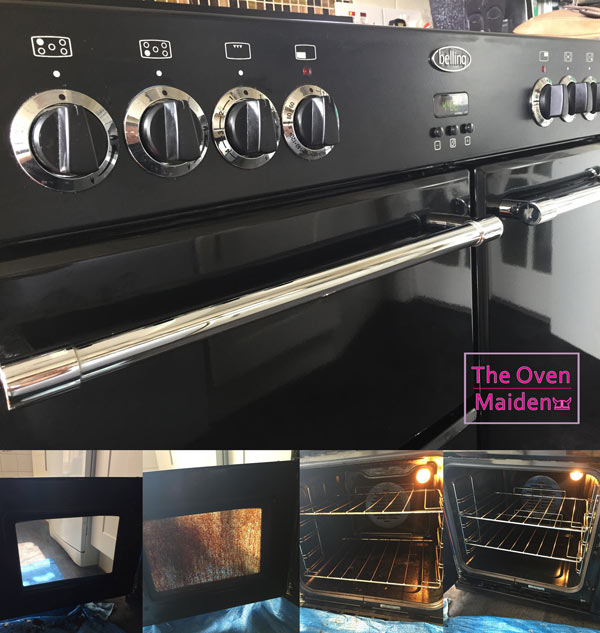 Oven cleaning in ashford kent