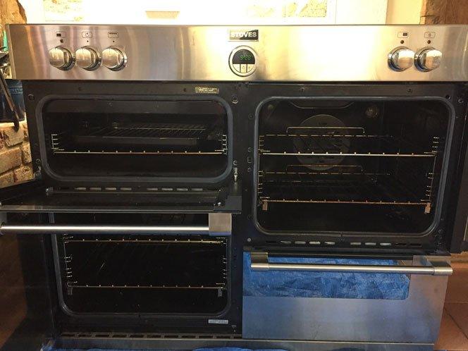 Range Cooker Clean Challock