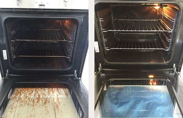 Single Oven Clean Woodchurch