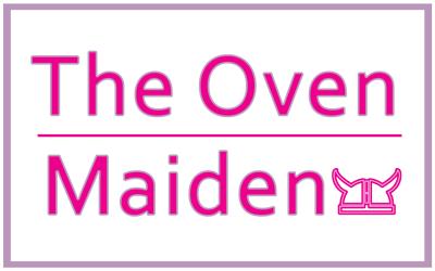 The Oven Maiden Logo