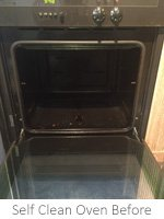 Self Clean Oven Clean In Ashford Before Clean
